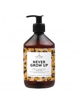 Handzeep never grow up vanille - The Gift Label