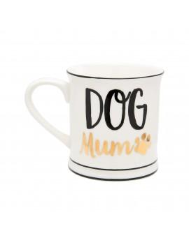 Dog mom tas beker - Sass & Belle