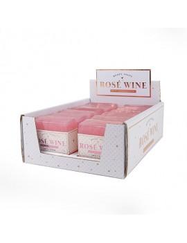 Rosé wijn geurende zeep