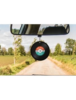 Vinyl auto luchtverfrisser - Puckator
