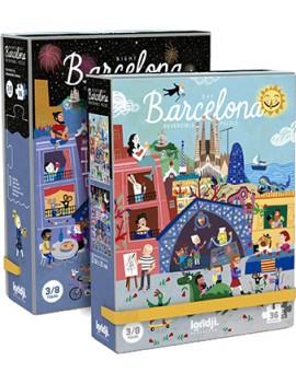 Duo puzzel Barcelona (3+) - Londji