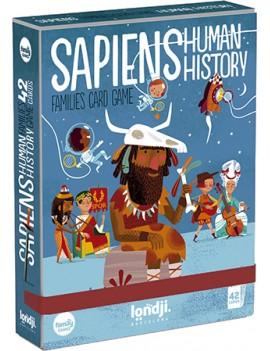 Sapiens human history kaartspel 3+ jaar - Londji