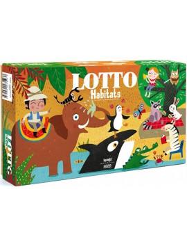 Habitats lotto spel 3+ jaar - Londji