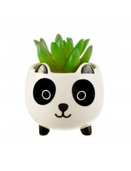 Panda bloempotje - Sass & Belle