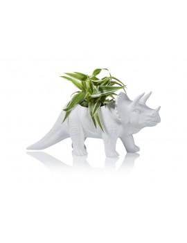 Dino bloempot tricerapot - Bitten Design