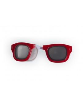 Lensdoosje retro bril - Bitten Design
