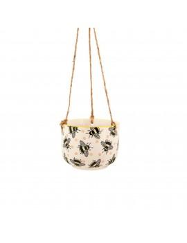Hangende bloempot bijen - Sass & Belle