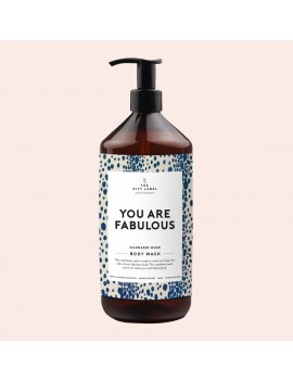 Body wash you are fabulous - The Gift Label