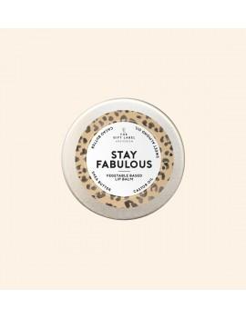 Lipbalsem stay fabulous - The Gift Label