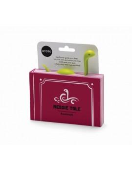 Nessie bladwijzer groen - Peleg Design