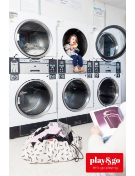 speelgoed- of waszak Laundry - Play & Go