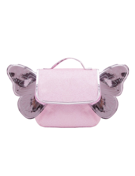 Kleuterrugzak vleugels roze - Caramel et Cie