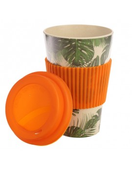 Bamboe drinkbeker kaasplant - Puckator