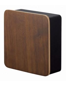 Sleutelkastje magnetisch uit hout - Yamazaki