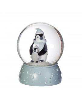 Schuddebol pinguin - Sass & Belle