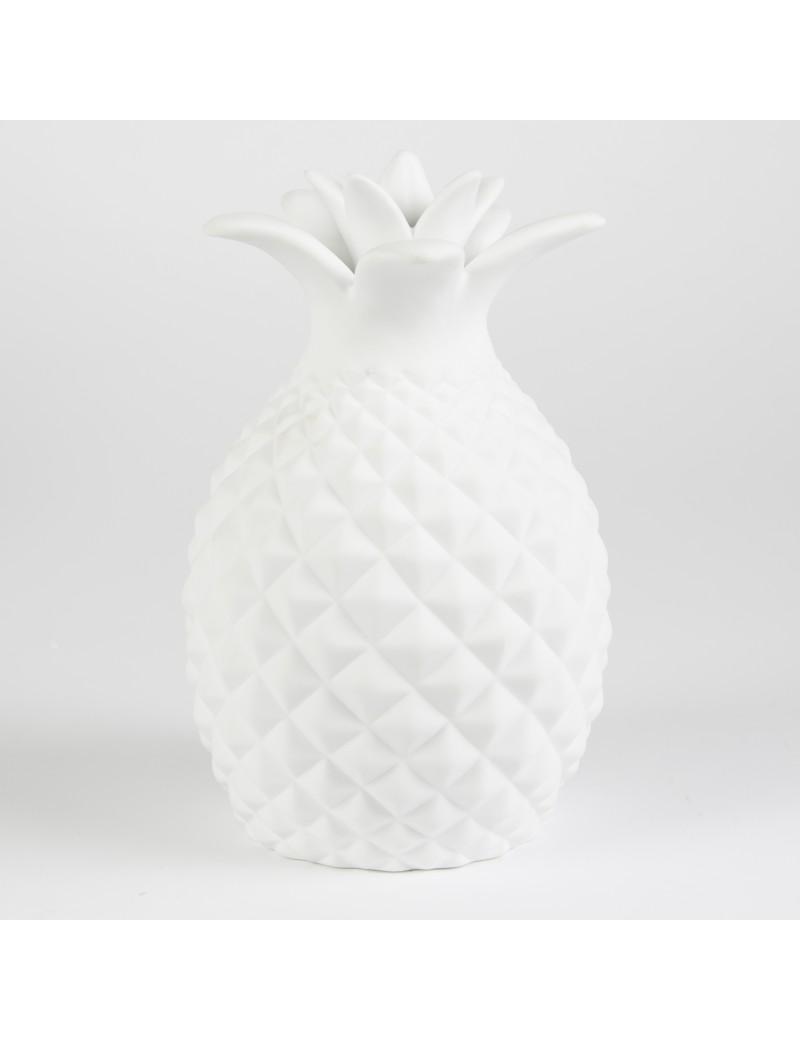 ledlamp ananas (porselein)