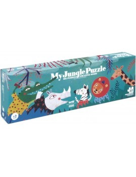 My jungle puzzel (3+) - Londji