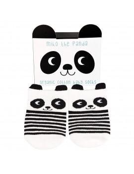 Panda baby kousjes - Rex London
