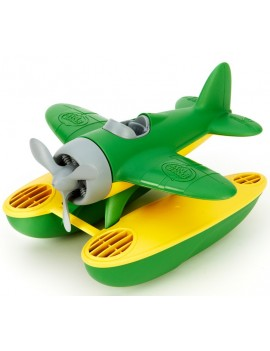 Speelgoed watervliegtuig groen - Green Toys