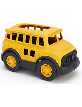 Speelgoed schoolbus geel - Green Toys