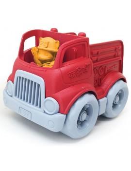 Kleine brandweerwagen - Green Toys