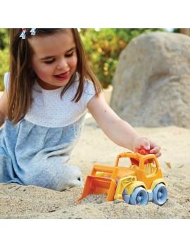 Speelgoed bobcat geel - Green Toys