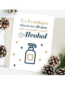 Alcohol kertskaart - Lacarta