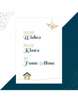 Home Alone kerstkaart - Lacarta