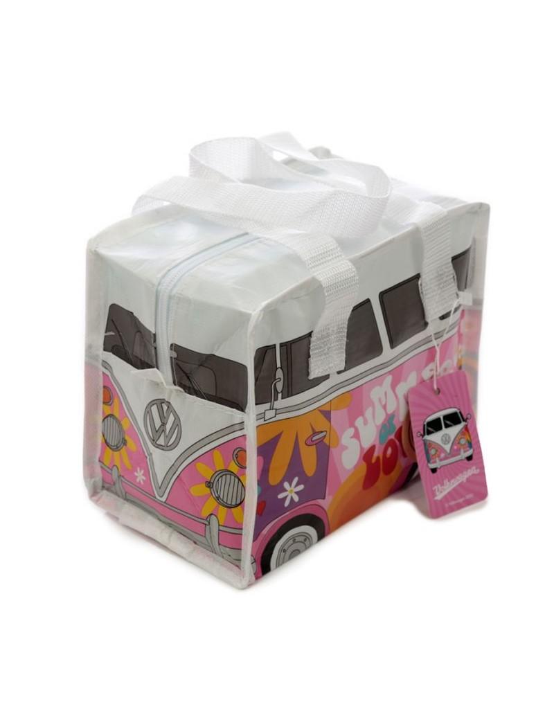 Volkswagen lunchtas roze - puckator