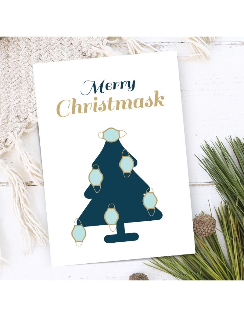 Merry Christmask - Lacarta