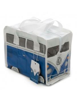 Lunchtas volkswagen blauw - puckator