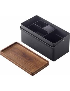 Naaidoos zwart met hout - Yamazaki