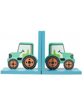 Traktor boekensteun - Sass & Belle