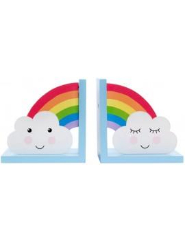 Regenboog boekensteun - Sass & Belle