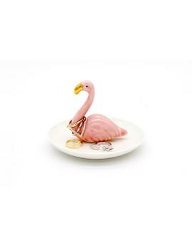 Flamingo juwelenhouder