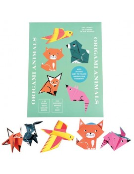 Dieren origami set