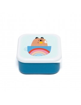 Snackdoosjes play time set van 3 - Petit Monkey