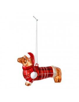 Kersthanger hond - Talking Tables