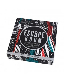 Escape room spel - Talking Tables