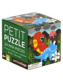 Mini puzzel dinosaurus 4+ - Wild+Wolf