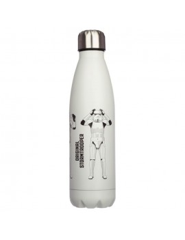 Star Wars thermos wit - Puckator
