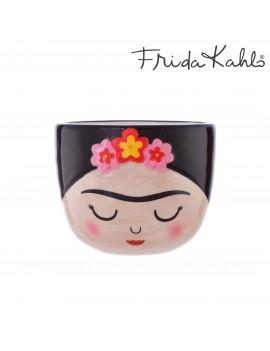Frida Kahlo kleine bloempot - Sass & Belle