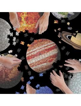 Planeten puzzels - 744 stukken