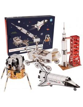Bouwpakket ruimtevoertuigen - Rex London