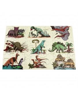 Glow in the dark puzzel dinosaurus - Rex London