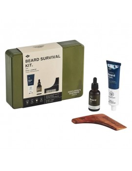 Beard survival kit - Gentlemens Hardware