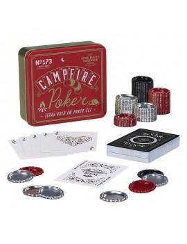 Campfire pokerset - Gentlemens Hardware
