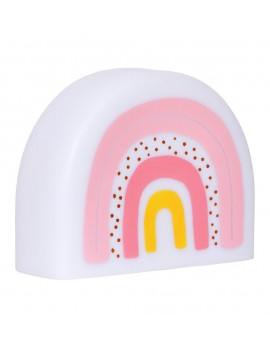 Regenboog nachtlamp - A Little Lovely Company