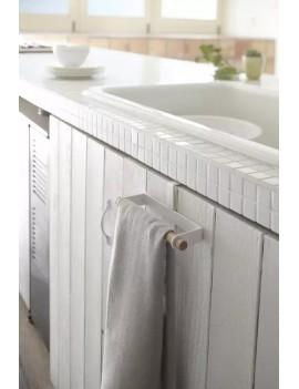 Handdoek kapstok voor over het keukenkastje - Yamazaki