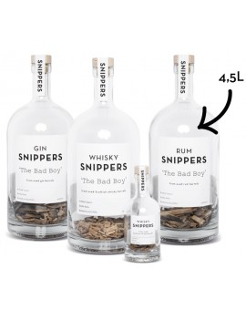 Whisky snippers Bad Boy 4500ml - Spek Amsterdam